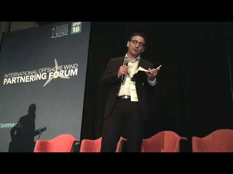 GBAP US Offshore Wind 30 Second Pitch: Andrea Galea, Salt Technologies