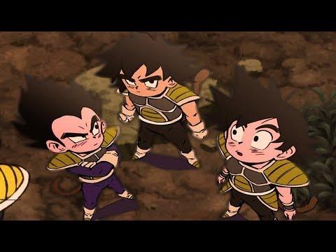 Vegeta Revela o Segredo que Esconderam de Goku e Broly - DRAGON BALL SUPER BROLY FILME 2018