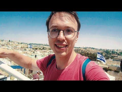 Vlog z Ziemi Świętej - Jerozolima!