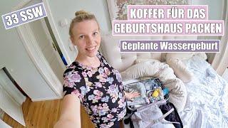 Geburtshaustasche packen 👶🏼 Erstes Baby Outfit & Checkliste | Isabeau
