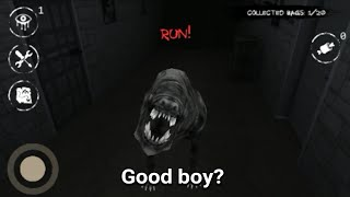 Hell Dog - Eyes The Horror Game - Good Boy - Complete Mansion Gameplay