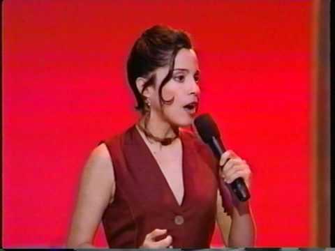 Marga Gomez - Comic Relief VI