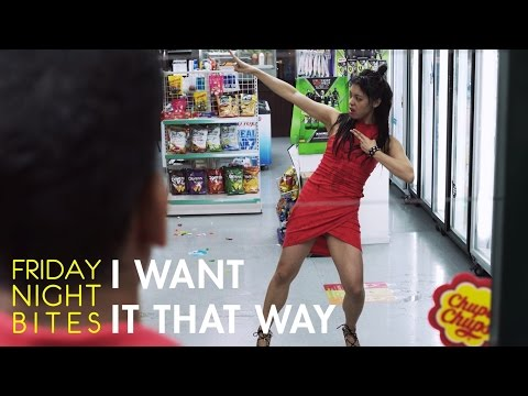 Friday Night Bites - I WANT IT THAT WAY | Comedy Web Series