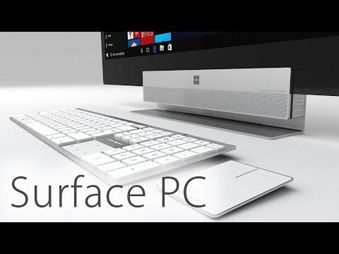 Surface PC Rumors:  Microsoft's First Desktop!