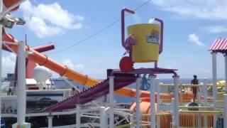 Carnival breeze waterworks power drencher
