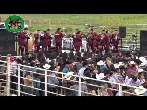 ¡¡¡Banda Los Sebastianes!!!Jaripeo Baile En El Sheriffs Posse Grounds,Salinas Ca 2017,Empresas Ameca