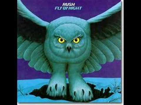 Rush Fly BY Night