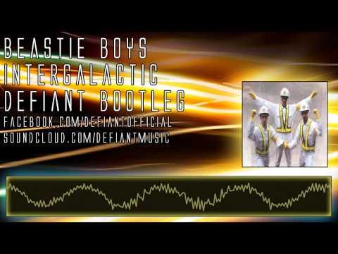 Beastie Boys - Intergalactic (Defiant Bootleg)