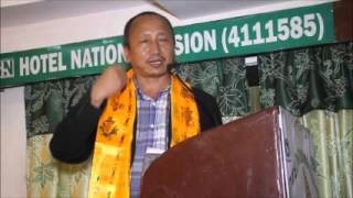 shrawan mukarung speech about lyric