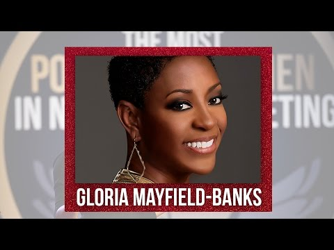 Gloria Mayfield Banks- The Most Powerful Women in Network Marketing