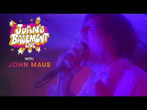 John Maus | Juan's Basement Live