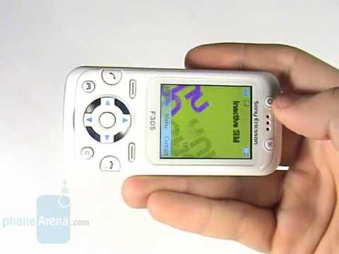 SONY ERICSSON F305 WINDOWS XP DRIVER DOWNLOAD
