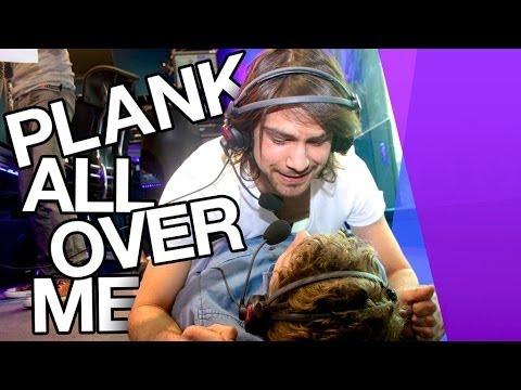Plank All Over Me  Luke Pasqualino