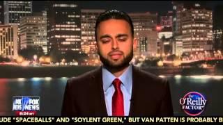 FOX News O'Reilly Factor : Ahmadiyya Muslim Community rep Harris Zafar on Sharia Law
