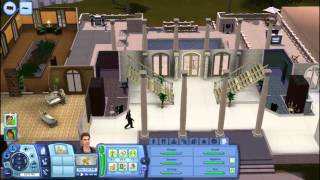 My Sims 3 Current Game - March 2012