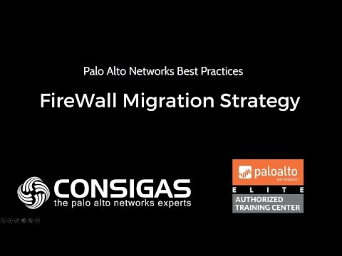 Palo Alto Networks Best Practices - Migration Tool