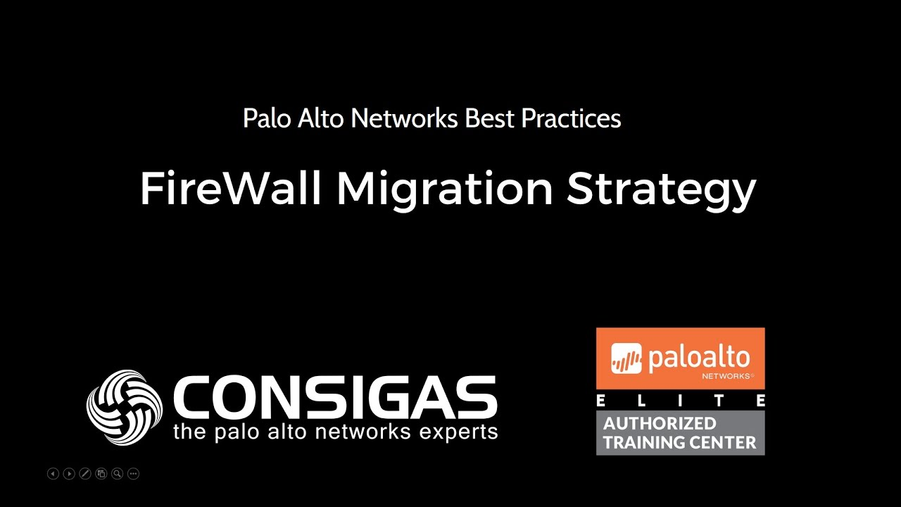 Palo Alto Networks Best Practices - Migration Tool