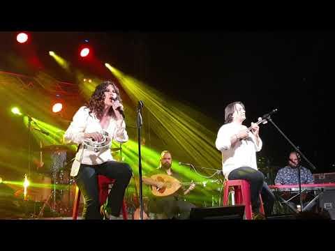 Arvanitaki & Kotsiras - Ma Den Se Lene Gianni ( Live At Koukoumitsa Vonitsas 10.08.2019 ) -1080p