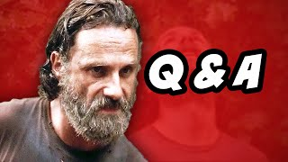 Walking Dead Season 5 Episode 10 Q&A - What About Negan