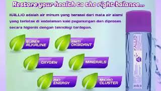 Air mineral kallio,,,