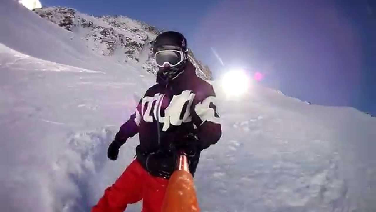 Stubai Glacier Max & Vince