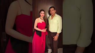 kainat Arora good wishes for Fire events entertainment