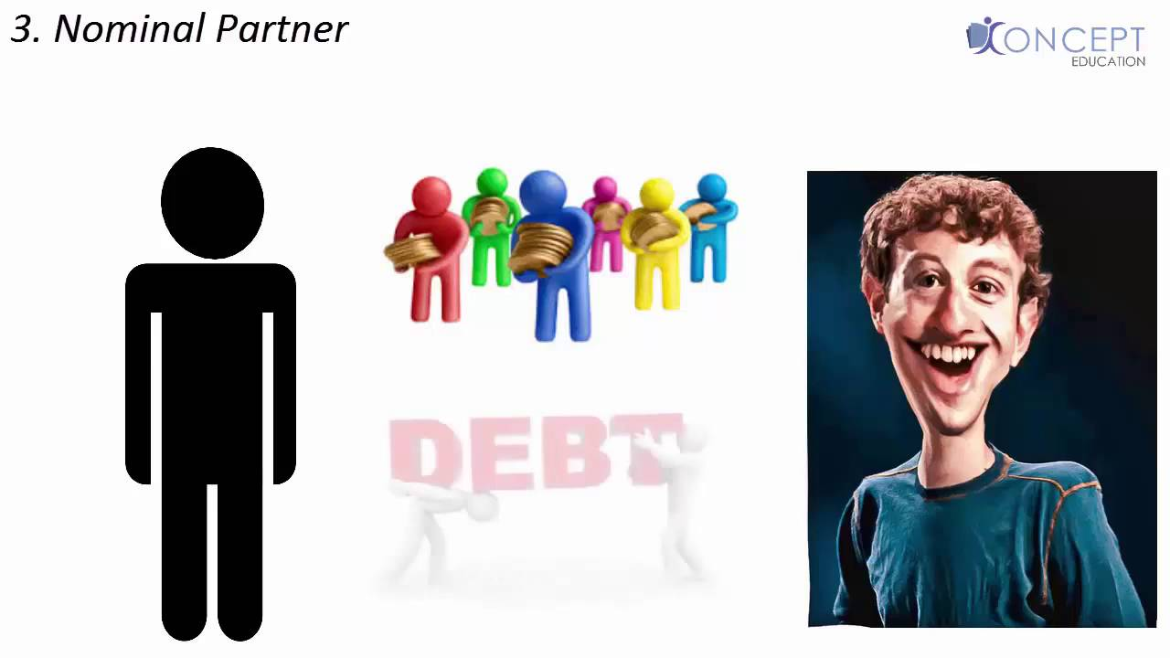 Types of partner