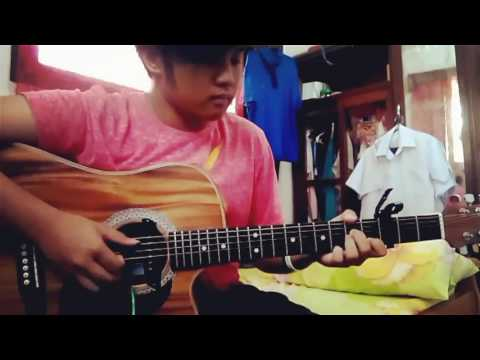 (BTS x Ed Sheeran)Blood, sweat and tears and Shape of you - Fingerstyle mashup cover
