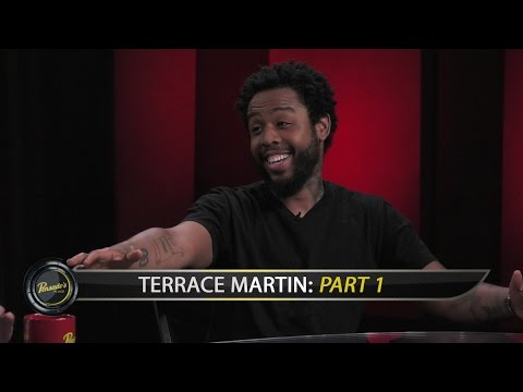 Grammy Award Winning Artist/Producer Terrace Martin - Pensado's Place #313