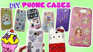 10 DIY Phone Cases You Need to Try!