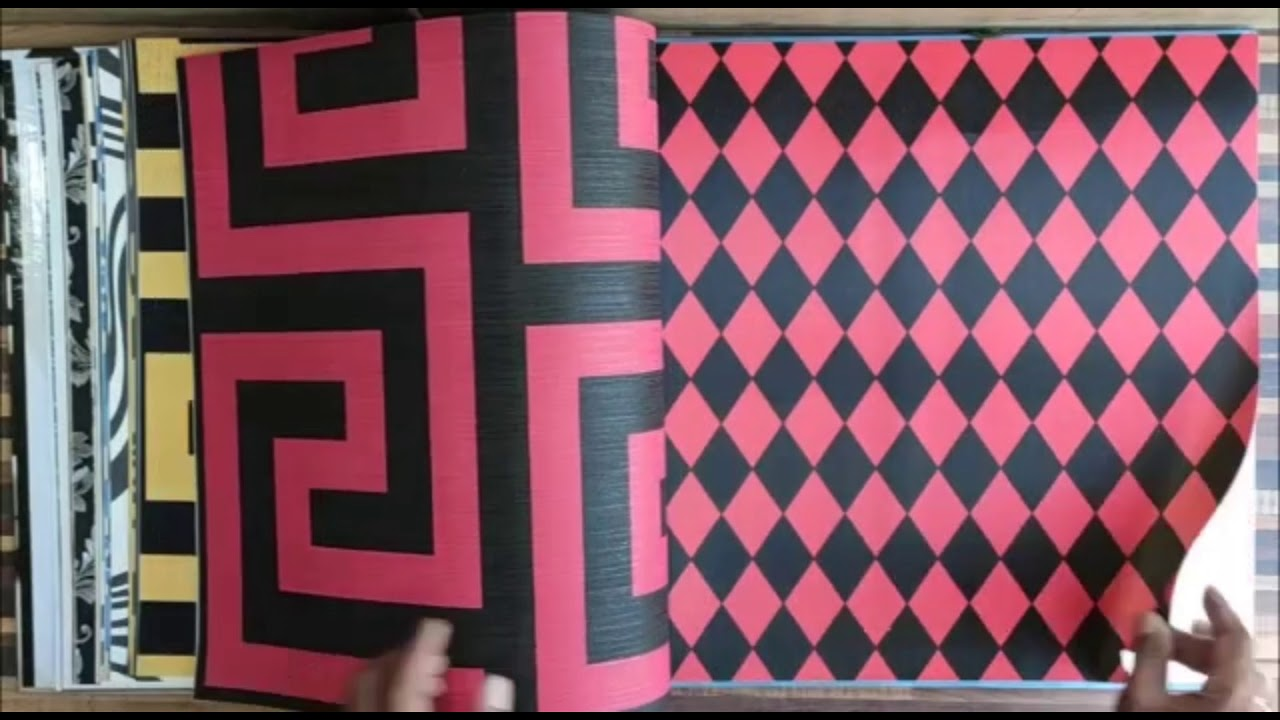 latest 2021 interior designer wallpaper home decor ideas trendy home office design idea DIY makeover