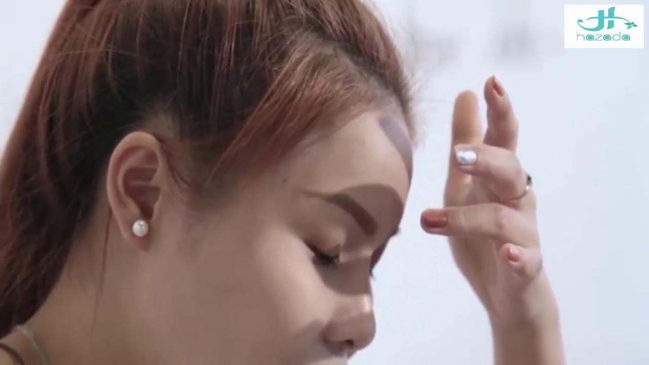 Bài 7:   Vẽ ven mắt và eyeliner