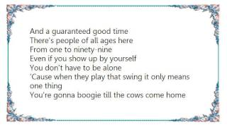 Watch Clay Walker Boogie Till The Cows Come Home video