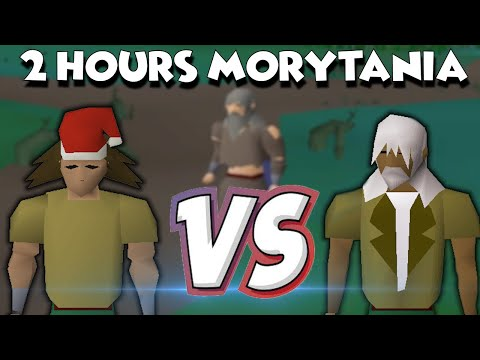 Two Hours In Morytania... Then we fight