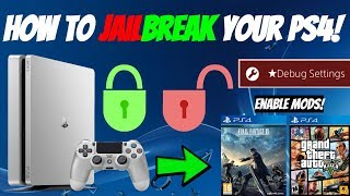 How To Jailbreak Your PS4! [EASIEST METHOD 2019] 5.05 ONLY!