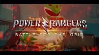 Power Rangers Battle For The Grid CONSOLE GAME ANNOUNCEMENT(PS4/Switch/Xbox/Steam)