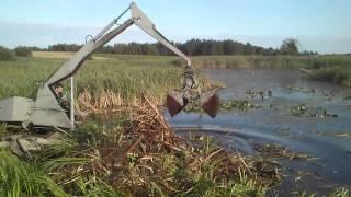 kopanie jeziora