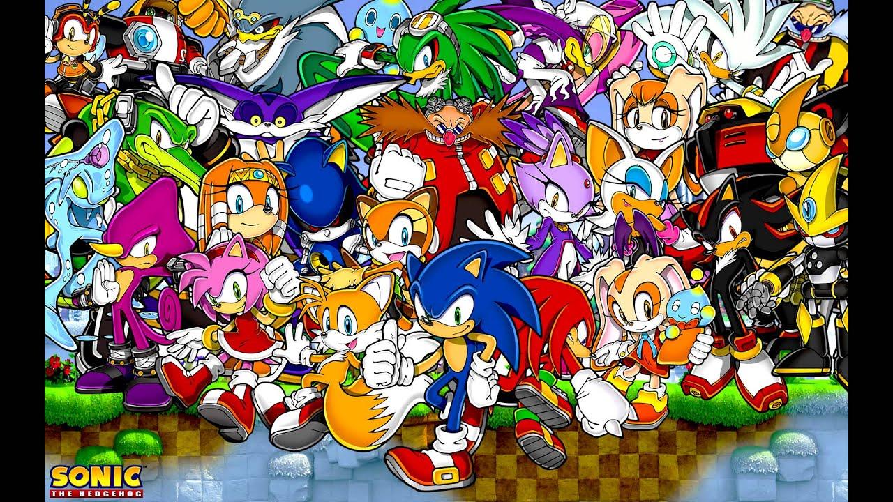 Sonic The Hedgehog Wonder World Sonic Lost World Youtube