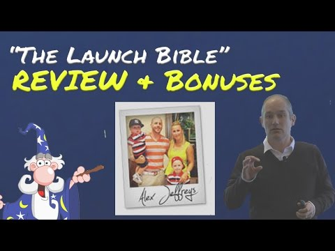 The Launch Bible Review - The Launch Bible - Bonuses