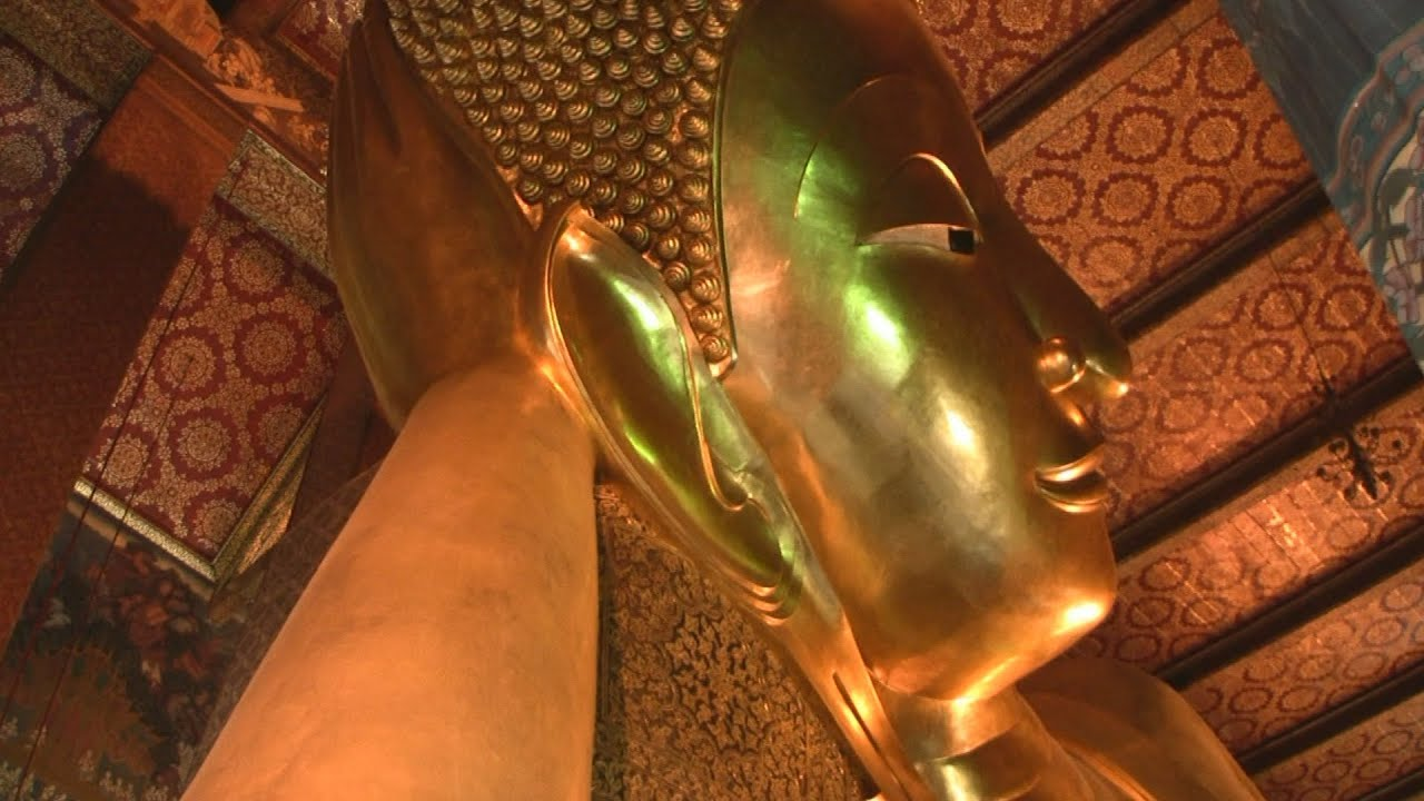 Wat Pho (Temple of the Reclining Buddha) Bangkok Thailand / Wat Pho Bangkok Tajlandia - YouTube : temple of the reclining buddha - islam-shia.org