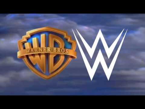 Warner Bros and WWE Logos