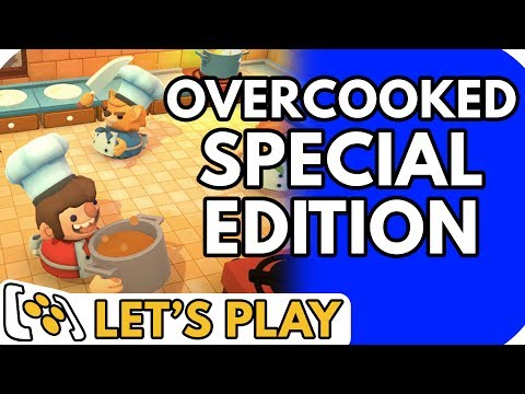 Overcooked Special Edition - Let's Play