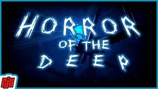 Horror Of The Deep | Indie Horror Game | PC Gameplay Walkthrough