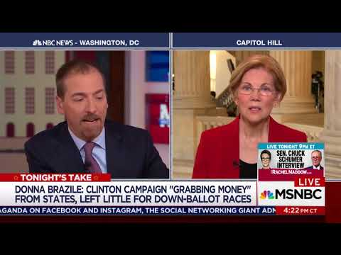 Elizabeth Warren Refuses To Say If Tom Perez Has Credibility To Lead DNC