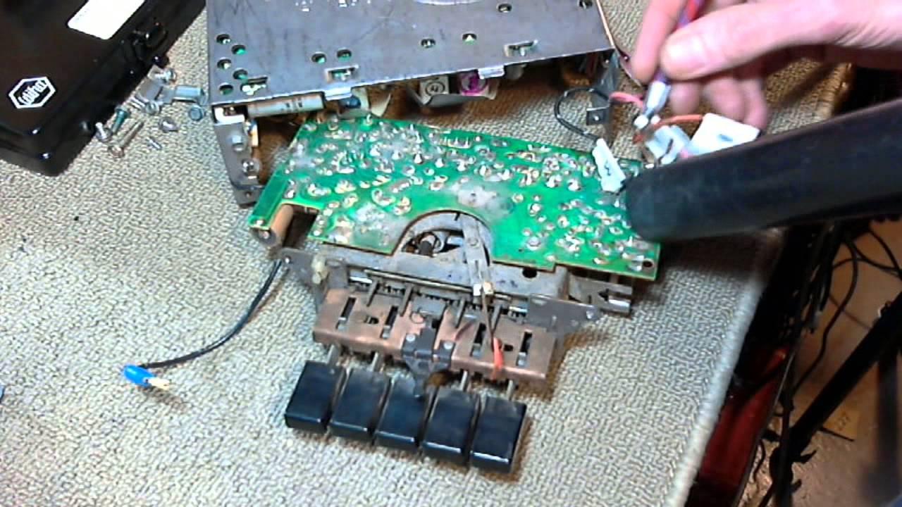 Car Radio Repair Video #3 - 1968 Ford Mustang Philco AM/FM Radio D3AA & Car Radio Repair Video #3 - 1968 Ford Mustang Philco AM/FM Radio ... markmcfarlin.com