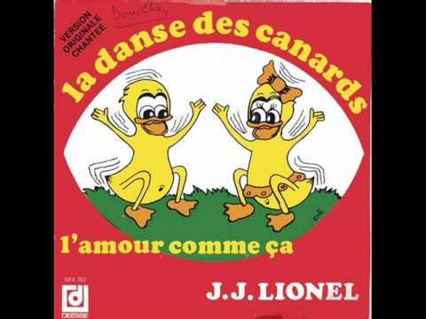 Bekannt J.J. LIONEL - La danse des canards - YouTube XH85