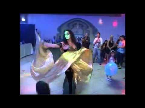 belly dancer natalie gold isis wings haifa