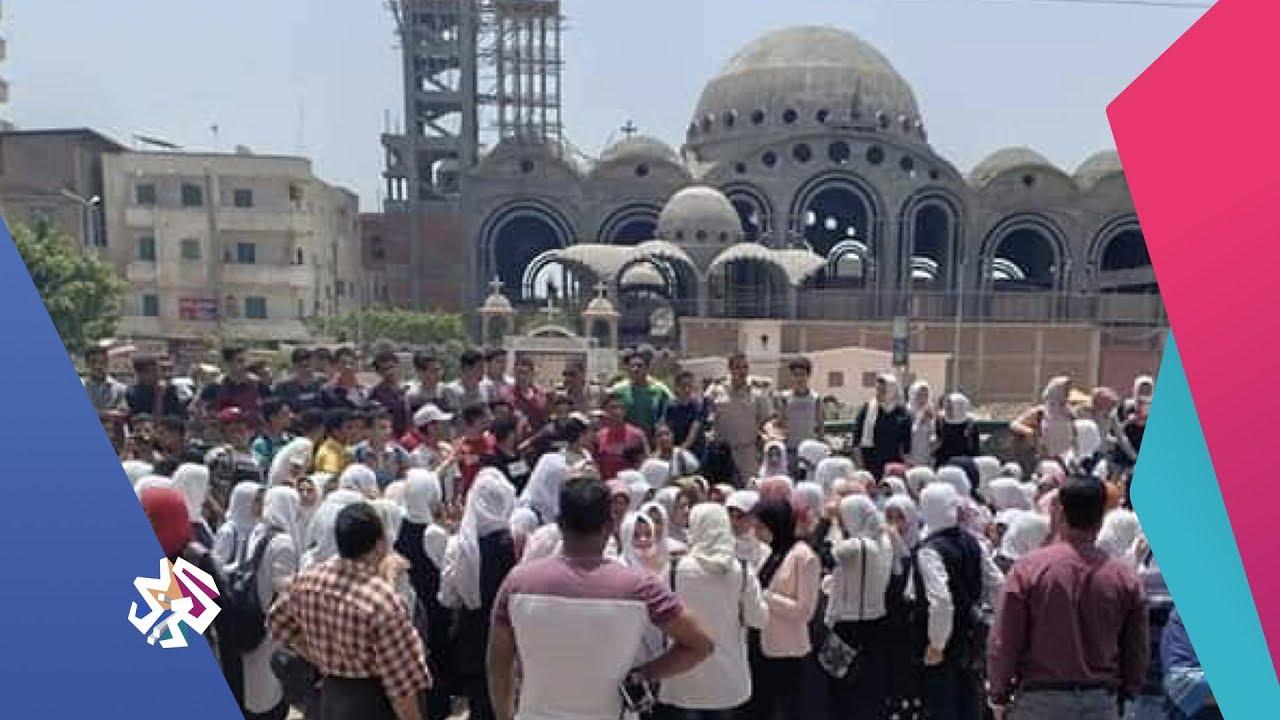 قناة العربي:بتوقيت مصر | مظاهرات فشل