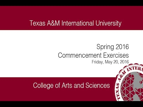 Ceremony I College of Arts & Sciences (Undergraduate degrees ONLY)