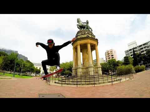 GoPro - Skating The Streets of Cape Town
